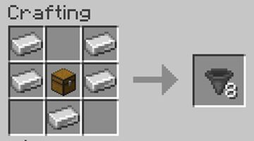 More Hoppers Minecraft Data Pack