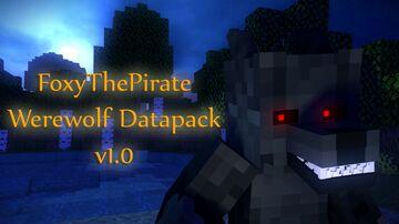 FoxyThePirate Werewolf Datapack v1.0 Minecraft Data Pack