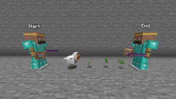 Pathfinding in Minecraft Minecraft Data Pack