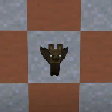 Clay from Bats [Requested by FishStacks] Minecraft Data Pack
