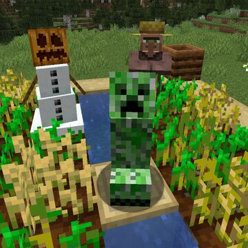 Creepers - Disable Griefing Minecraft Data Pack