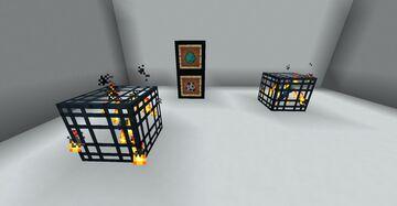 [Vanilla+] Crafting Spawner Lite Minecraft Data Pack