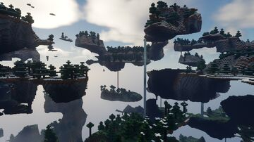 sanonasu's floating islands [for Minecraft 1.16.2 and newer] Minecraft Data Pack