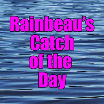 Rainbeau's Catch of the Day Minecraft Data Pack