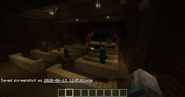 Protected Theatre Minecraft Data Pack