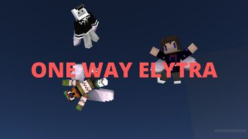 [OWE] One Way Elytra 1.17 Minecraft Data Pack