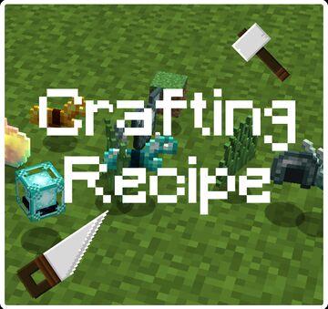 50+CraftingRecipe [for now 27 Recipe ] Minecraft Data Pack