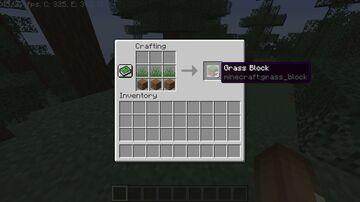 More Vanilla Recipes! Minecraft Data Pack