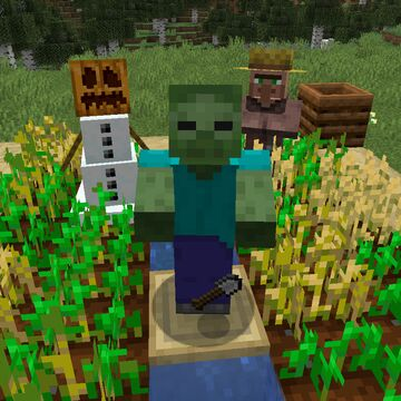 Item Pickup - Disable Griefing Minecraft Data Pack