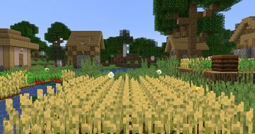 [1.16.3] Harvester v2.0.0 | Harvest and replant crops efficiently with a hoe! Minecraft Data Pack