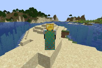 Banner Capes that are delayed. Minecraft Data Pack