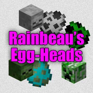 Rainbeau's Egg-Heads Minecraft Data Pack