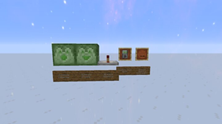 All Added components except survival comand block