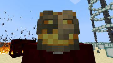 The Fire Guardian! Final miniboss! Minecraft Data Pack
