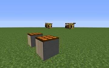 Better Bees 1.15 Minecraft Data Pack