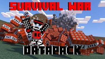 Survival War Minecraft Data Pack