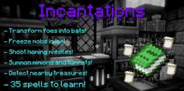Incantations [Datapack] Minecraft Data Pack