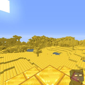 Midas Golden Touch Minecraft Data Pack