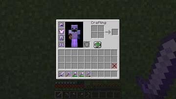 Destroy Item Slot Minecraft Data Pack
