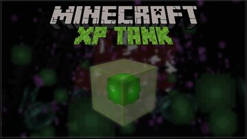 XP tank Minecraft Data Pack