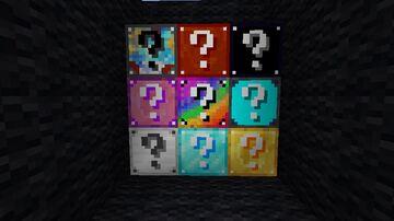 Kayen's Lucky Blocks Minecraft Data Pack