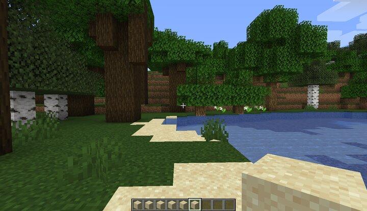 blocks don't stack