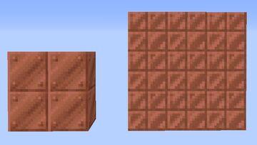 Cheaper Cut Copper Minecraft Data Pack
