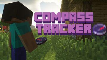Compass Tracker (Manhunt) Minecraft Data Pack