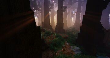 Better Biomes! (Rehaul your world) Minecraft Data Pack