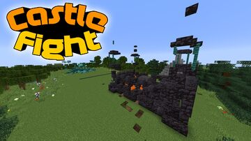 Castlefight(Mini Game) Minecraft Data Pack