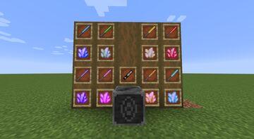 Kat's Lightsabers Minecraft Data Pack