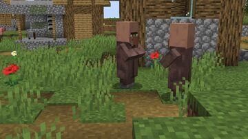 VillagerItemCollector Minecraft Data Pack