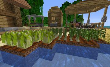Red Plantation Datapack Minecraft Data Pack