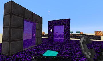Custom Portals Minecraft Data Pack