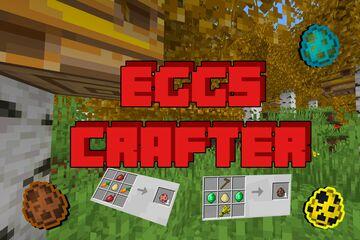 EggCrafter Minecraft Data Pack
