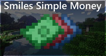 Smiles Simple Money Minecraft Data Pack