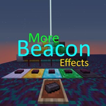 More Beacon Effects Minecraft Data Pack