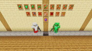 Vanillish Tools & Weaponry Minecraft Data Pack