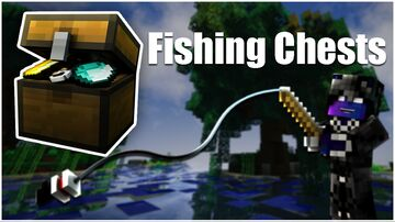 Fishing Chests Minecraft Data Pack