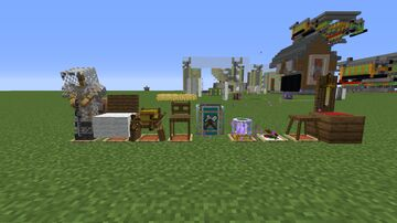 ZMI Medieval Machinations Minecraft Data Pack