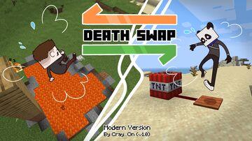 Death Swap ! (modern version) Minecraft Data Pack