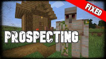 Iron Prospecting | True Survival Datapack Minecraft Data Pack