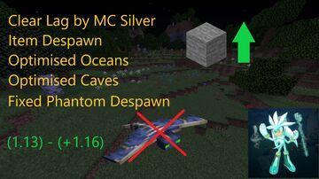 Clear Lug v1.0 Minecraft Data Pack