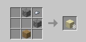 Renewable Sand - Beta Minecraft Data Pack