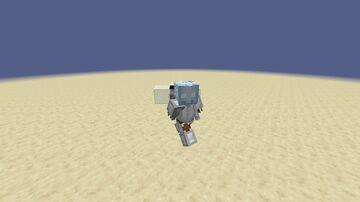 Air Guardian miniboss! (Third of Four) Minecraft Data Pack