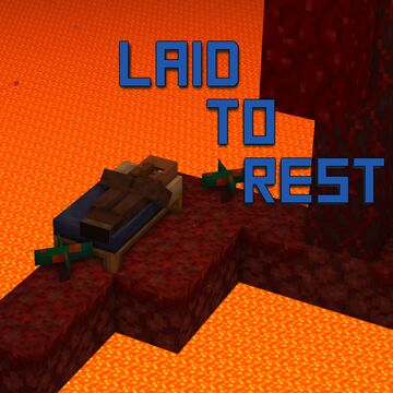 Laid to Rest Minecraft Data Pack