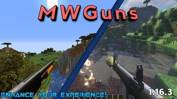 MWGuns by Atleep Minecraft Data Pack