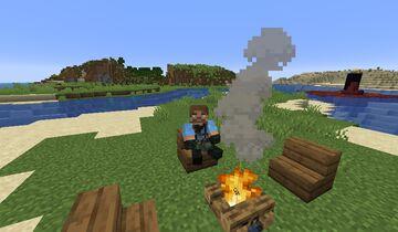 Easy Chairs Datapack Minecraft Data Pack