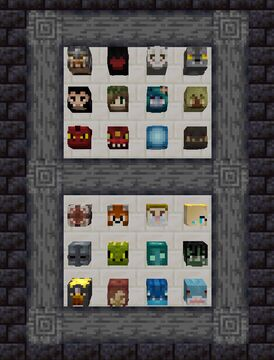 Become Creatures 2 (Expanded Version) Minecraft Data Pack