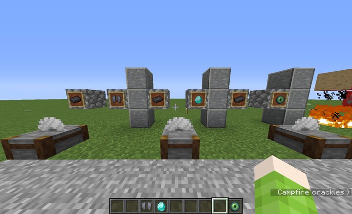 All Stonecutter recipes